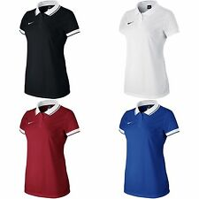 Polyester Collared Short Sleeve Tops & Shirts for Women
