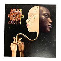 MILES DAVIS Bitches Brew 40th Anniversary 3 CD + DVD + 2 LP + Book Box Set