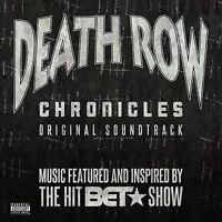 DEATH ROW CHRONICLES: ORIGINAL SOUNDTRACK Snoop Doggy Dogg 2 VINYL LP NEW+