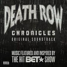 DEATH ROW CHRONICLES: ORIGINAL SOUNDTRACK Snoop Doggy Dogg 2 VINYL LP NEW!