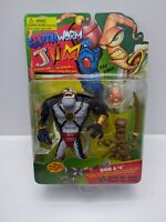 Vintage Earthworm Jim 1995 Bob & #4 Item 8609 (See Pictures) - Factory Sealed