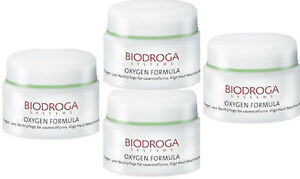 Biodroga Oxygen Day - Night Care  Sallow, dry skin 50 ml