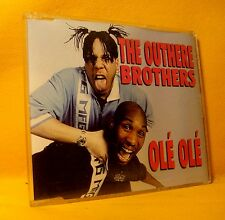 MAXI Single CD THE OUTHERE BROTHERS Olé Olé 6TR 1996 house eurodance