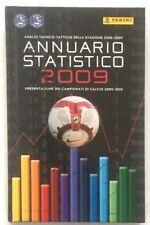 Panini - Annuario statistico 2009