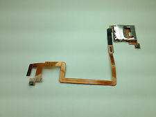 Nintendo DSi SD Card Slot Flex Ribbon Cable Left & Right Shoulder Buttons L/R