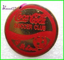 Pin's pins Badge Coca Cola SOCCER CLUB #H3