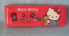 Sanrio Hello Kitty Pop-Open Pencil Case Collectible Vintage 1976-1991 New