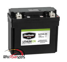 Lightweight Lithium Battery BikeMaster DLFP20L-BS - Motorcycle Applications