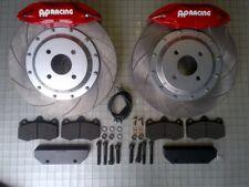 Escort / Sierra Cosworth 4x4 Front 350mm brake kit RED AP Racing 4 pot calipers