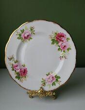 "Royal Albert American Beauty Bone China 10 1/4"" Dinner Plate"