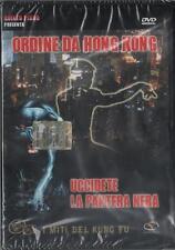 ORDINE DA HONG KONG UCCIDETE LA PANTERA NERA - DVD NUOVO SIGILLATO