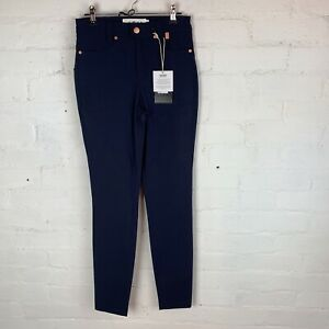 ACAI Max Stretch Skinny Outdoor Water Resistant Trousers Deep Navy 26R RRP£79