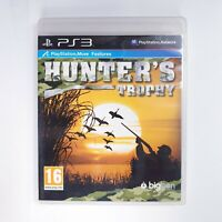 Hunters Trophy - Sony Playstation 3 PS3 - Free Postage + Manual