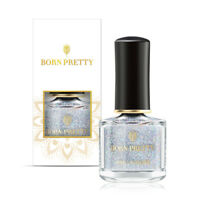 BORN PRETTY 6ml Nail Polish Holographics Holo Glitter Sequins Nail Art Top Coat