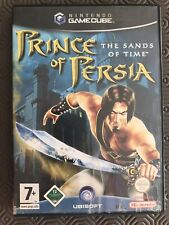 Prince Of Persia The Sands Of Time Nintendo Gamecube / Avec Notices
