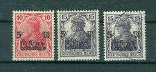 Germania, Michel-Nr.105 & 106
