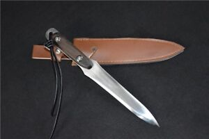 Battle Short Sword Dagger Traditional Hand Forged High Carbon Steel Sharp #4669