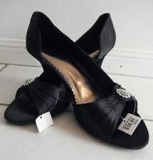 Open Toe Stiletto Formal Solid Heels for Women