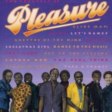 Greatest Of Pleasure - Pleasure (1993, CD NIEUW)