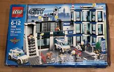 LEGO 7498 Police Station 👮CITY- NEW In Damaged Box-LARGE Set RARE Discontinued