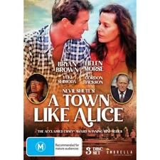 A Town Like Alice - Bryan Brown New and Sealed DVD PRE-ORDER RELEASED NOV 4TH