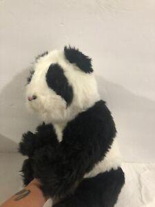 WowWee 2007 Interactive Animatronic Life Like Baby Panda Bear Cub Plush