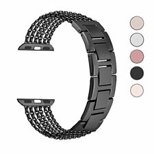 Tujuio for Apple Watch Band 38mm/40mm 42mm/44mm Series 4/3/2/1 Sport and Edition