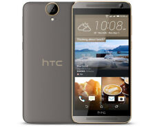 "HTC One E9+ Plus (E9pw) 32 Go Dual SIM Désimlocké 20MP Phone 5,5"" Doré Sépia"