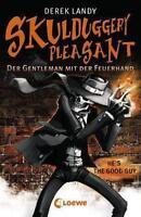 Skulduggery Pleasant – Der Gentleman mit der Feuerhand von Derek Landy (2007,...