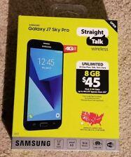 SAMSUNG Galaxy J7 SKY PRO 4G LTE 16GB STRAIGHT TALK Prepaid Smartphone