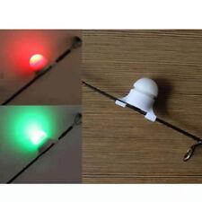 NEW Quality HOT Night Fishing Rod Tip Clip on Fish Bite Alarm LED Light@