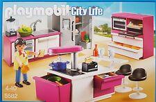 Playmobil Küche 5582 Designerküche für Luxusvilla Einrichtung Neu/Ovp
