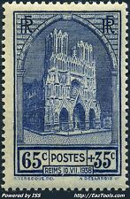FRANCE N° 399 NEUF * AVEC CHARNIERE (BL)