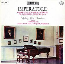 BEETHOVEN Piano Concerto 5 (Emperor) KATZ BARBIROLLI PYE KSPC-15032 Stereo 1959