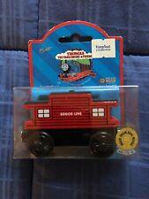 Thomas & Friends Sodor Line Caboose Wooden Railway - Brand New