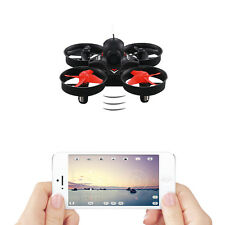 MINI 2.4G 4CH 6 Axis WIFI FPV Barometer Set High RC Quadcopter+0.3MP HD Kamera