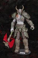 Doom Series 2 Marauder Demon Limited Edition Action Figure Statue W Axe & Base