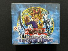 Yugioh! Legend of Blue Eyes White Dragon Unlimited Booster Box - Factory Sealed