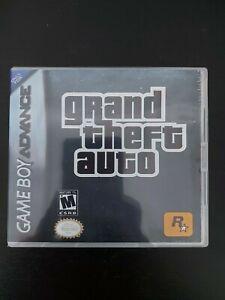 Nintendo Gameboy Advance Grand Theft Auto GTA GBA Genuine Cart