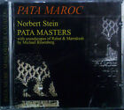 CD NORBERT STEIN - pata maroc, pata masters, neu - ovp