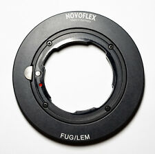 Novoflex Leica M Lens to Fujifilm G-Mount Adapter