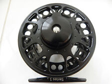 Large Arbour Black Aluminium Fly Reel - Series 1 (Small)