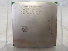 AMD Sempron 64 3100+ - SDA3100AIO3BX  SOCKET 754 DESKTOP CPU 1.8MHz