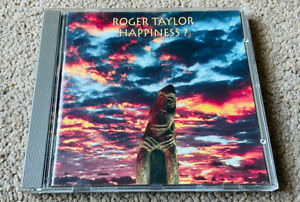 Roger Taylor – Happiness ? (1994 Parlophone) CD Queen