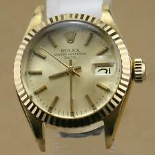 18K CUSTOM MADE After Market  Solid Gold Datejust Ref 6917 President Watch Head