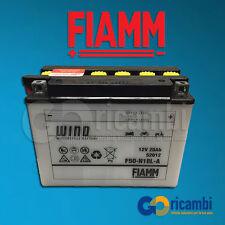 BATTERIA MOTO FIAMM F50-N18L-A 12V 20 Ah 7904460