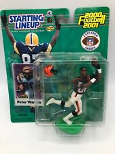 Starting Lineup Bengals Football Sports Collectible Peter Warrick 2000-2001