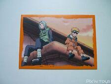 Autocollant Stickers Naruto True Spirit of the Ninja N°49 / Panini 2002