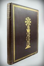 1861*OLD CHURCH ARCHITECTURE*CHARACTERISTICS*WESTERN ISLANDS*HEBRIDES*SCOTLAND