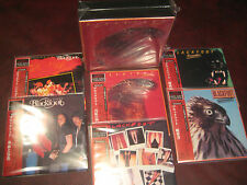 BLACKFOOT 6 REPLICA'S TO THE ORIGINAL LP IN A JAPAN RARE OBI CD LIMITED Box Set